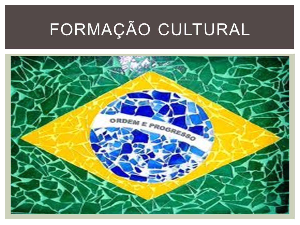 FORMAÇÃO CULTURAL