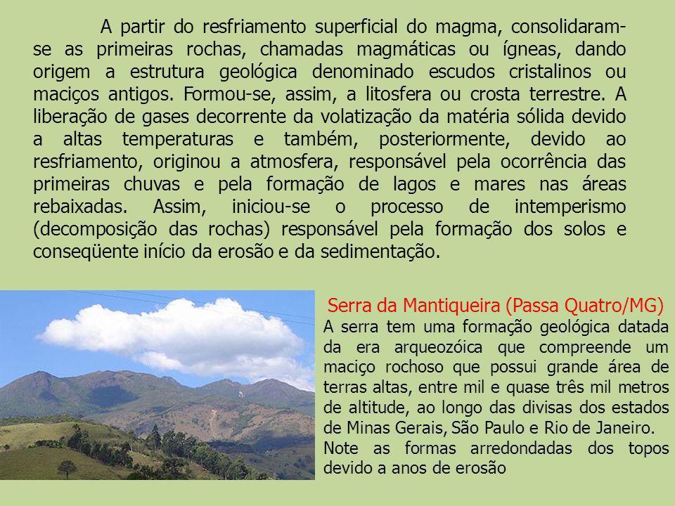 Serra da Mantiqueira (Passa Quatro/MG)