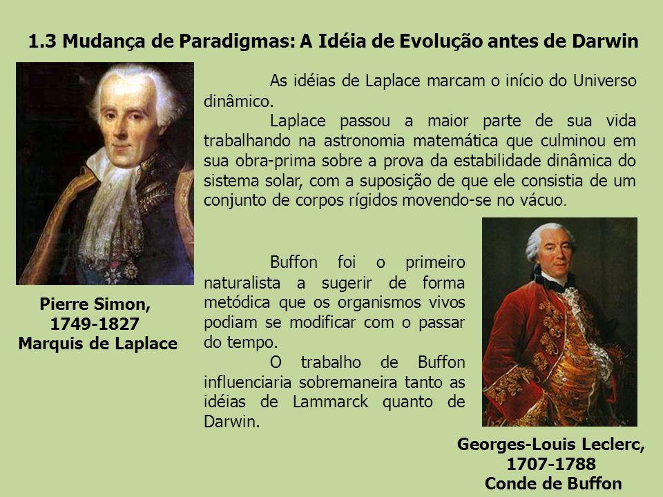 Georges-Louis Leclerc, 1707-1788