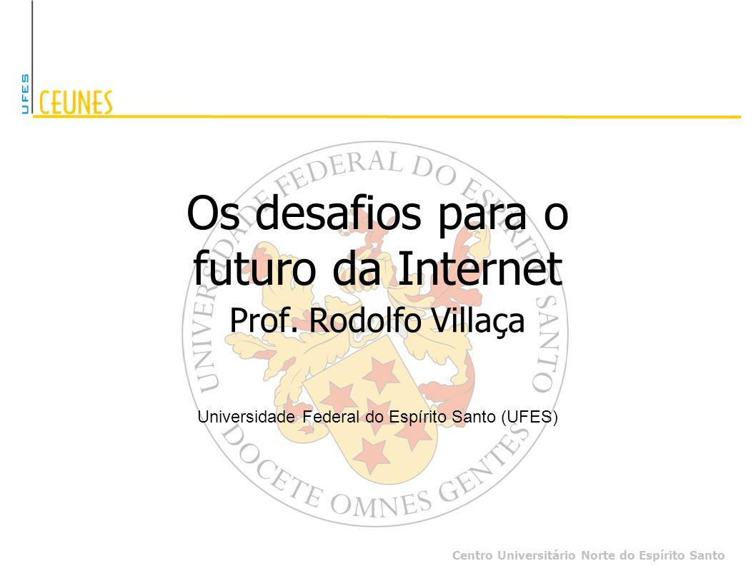 Os desafios para o futuro da Internet