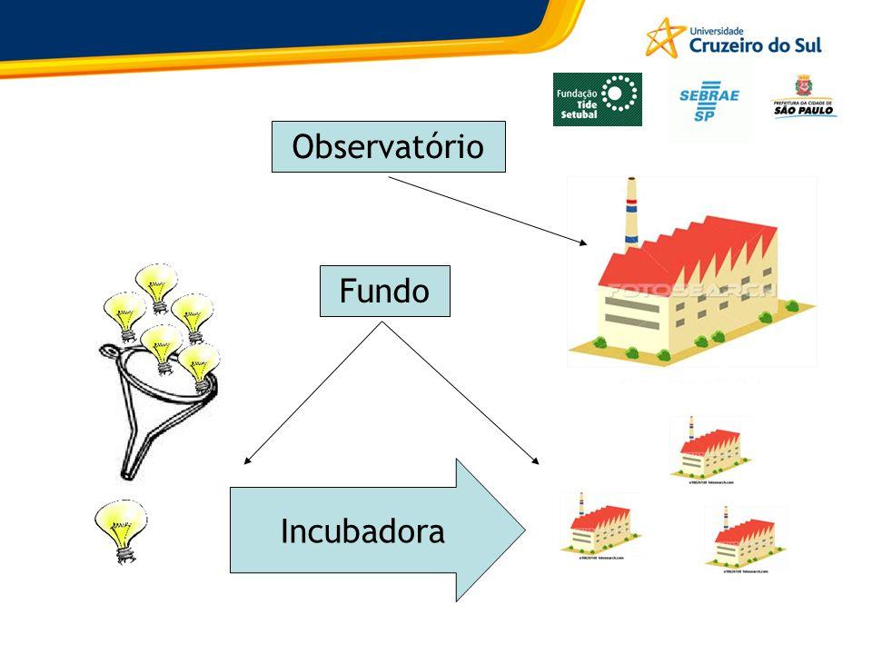 Observatório Fundo Incubadora
