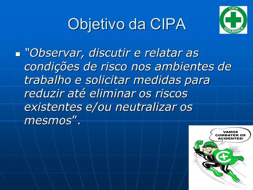 Objetivo da CIPA