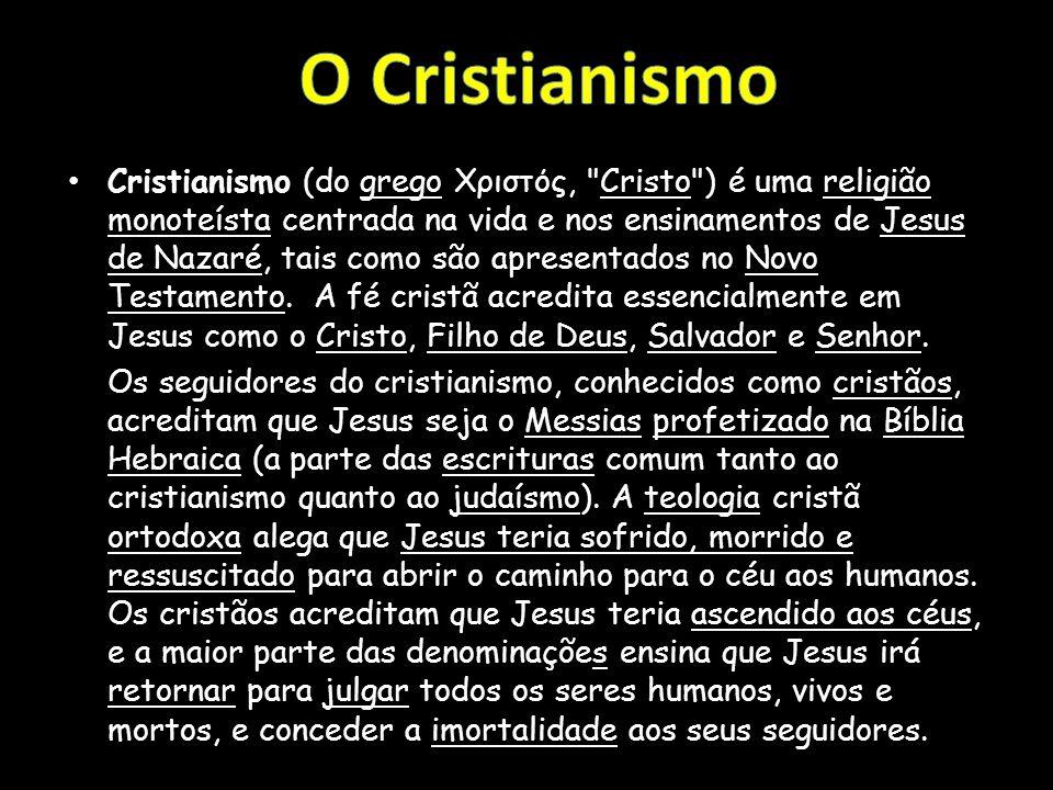 O Cristianismo