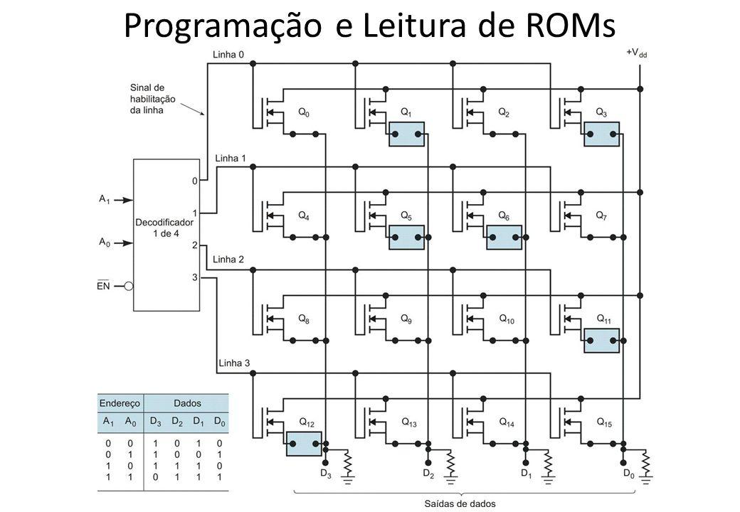 Programação e Leitura de ROMs