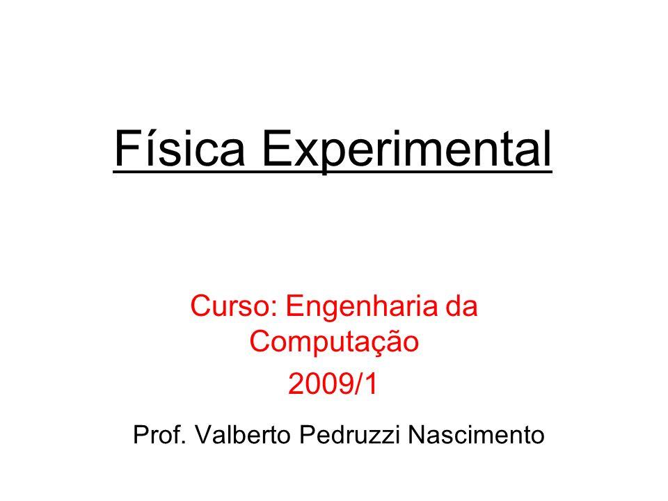 Curso: Engenharia da Computação 2009/1