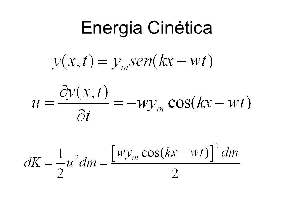 Energia Cinética