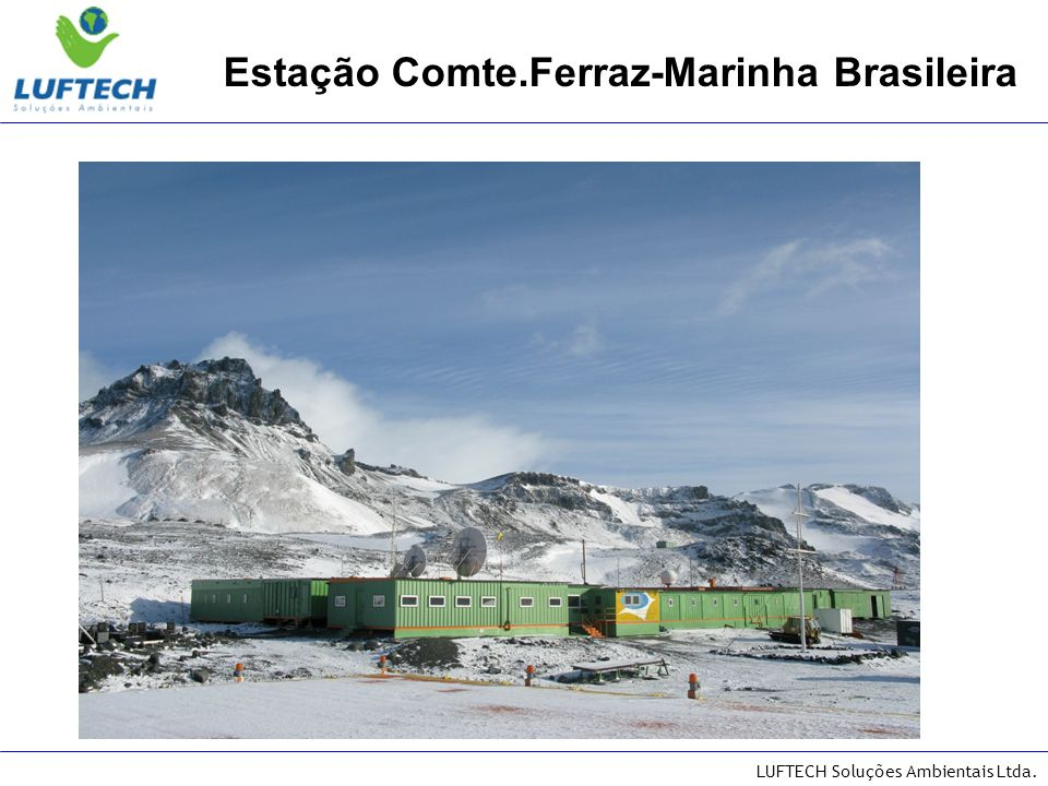 Estação Comte.Ferraz-Marinha Brasileira
