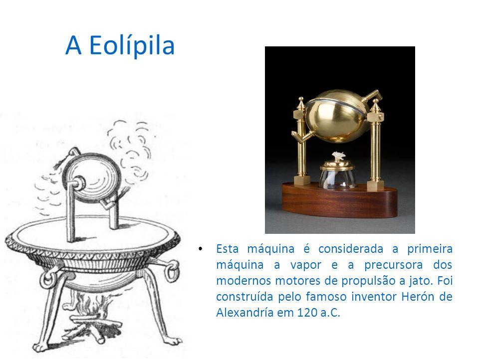 A Eolípila