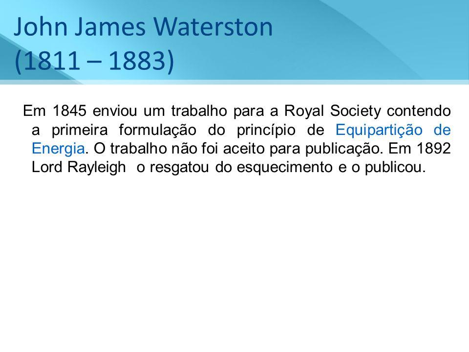 John James Waterston (1811 – 1883)