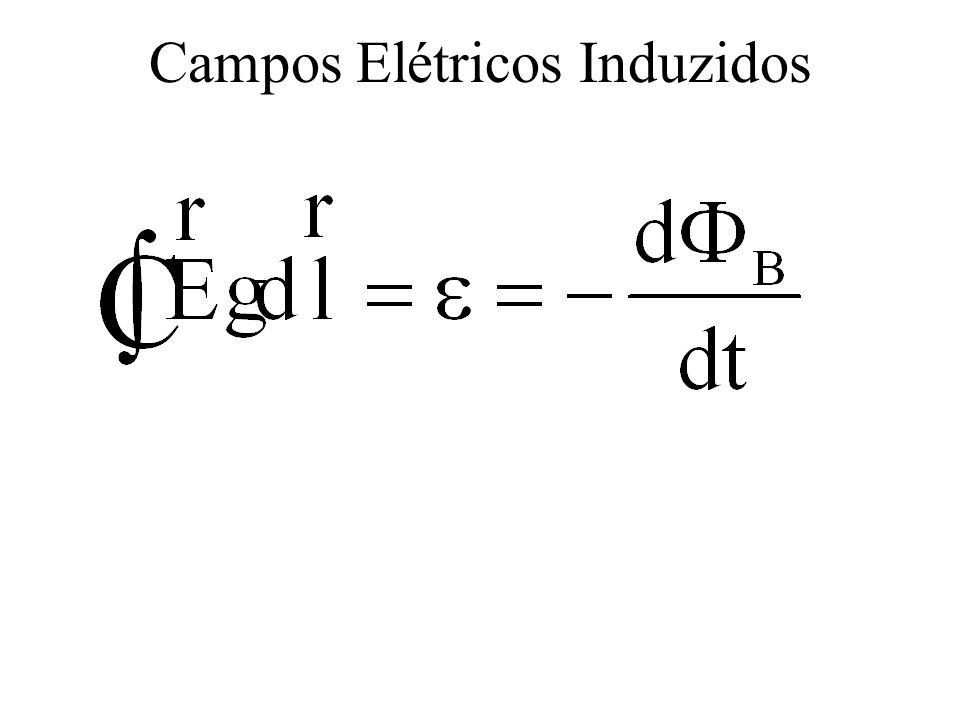 Campos Elétricos Induzidos