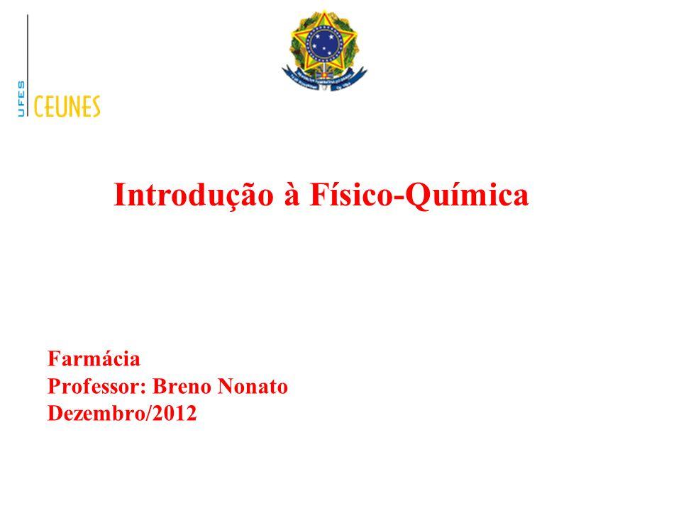 Farmácia Professor: Breno Nonato Dezembro/2012