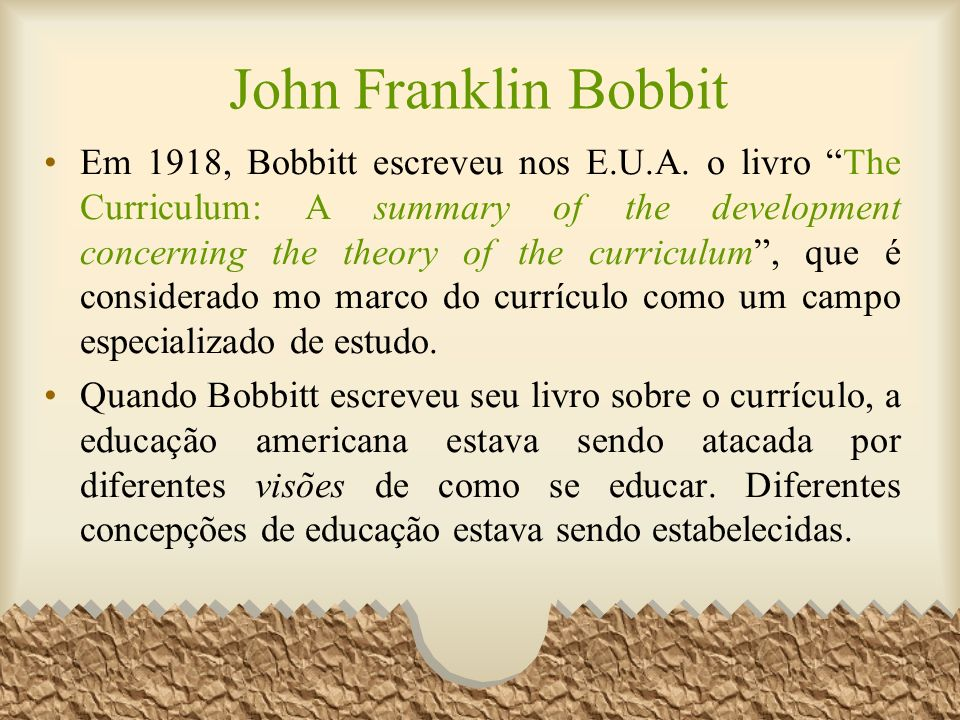 John Franklin Bobbit