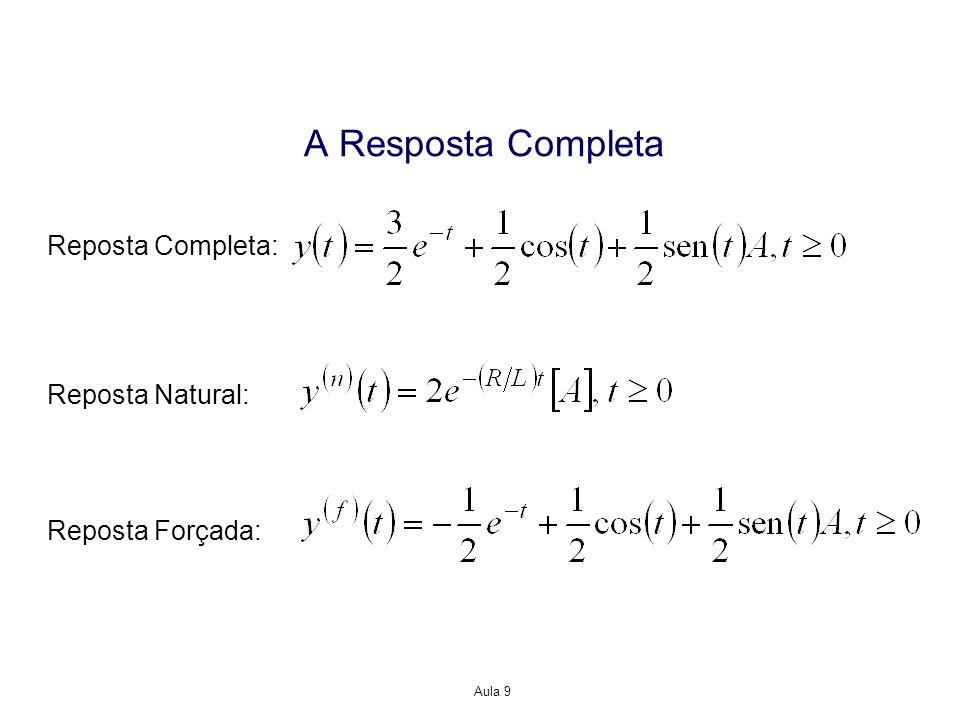 A Resposta Completa Reposta Completa: Reposta Natural: