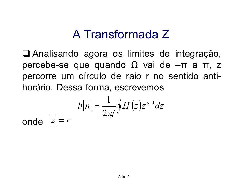 A Transformada Z