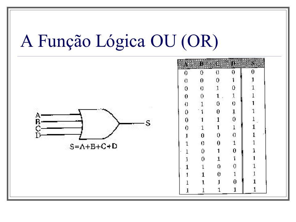 Aula 1 A Função Lógica OU (OR)