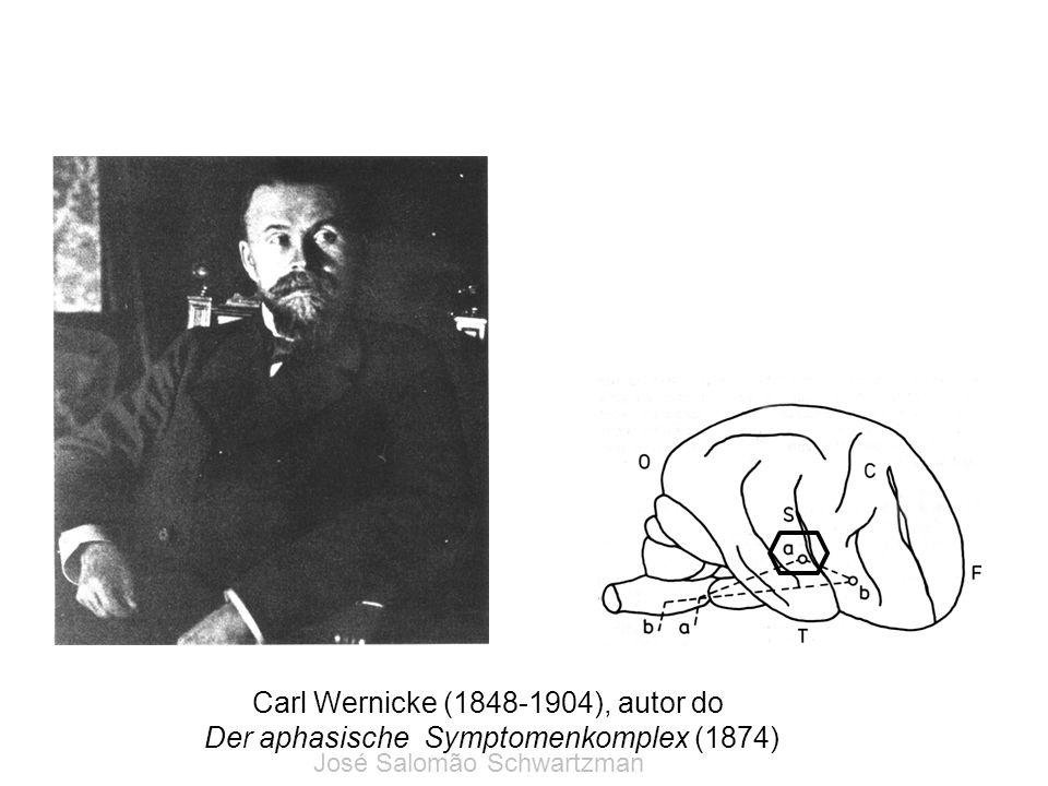 Carl Wernicke (1848-1904), autor do