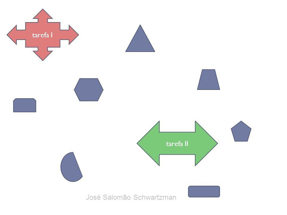 sistema funcional tarefa I tarefa II José Salomão Schwartzman