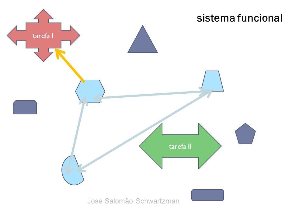 tarefa I sistema funcional tarefa II José Salomão Schwartzman