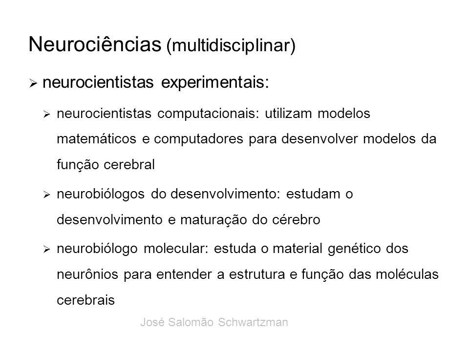 Neurociências (multidisciplinar)