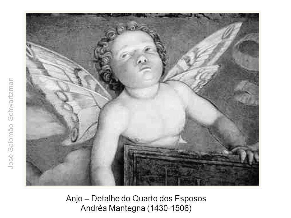 Anjo – Detalhe do Quarto dos Esposos