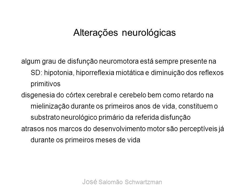 Alterações neurológicas