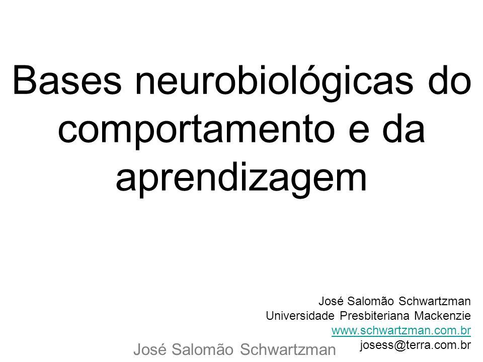 Bases neurobiológicas do comportamento e da aprendizagem