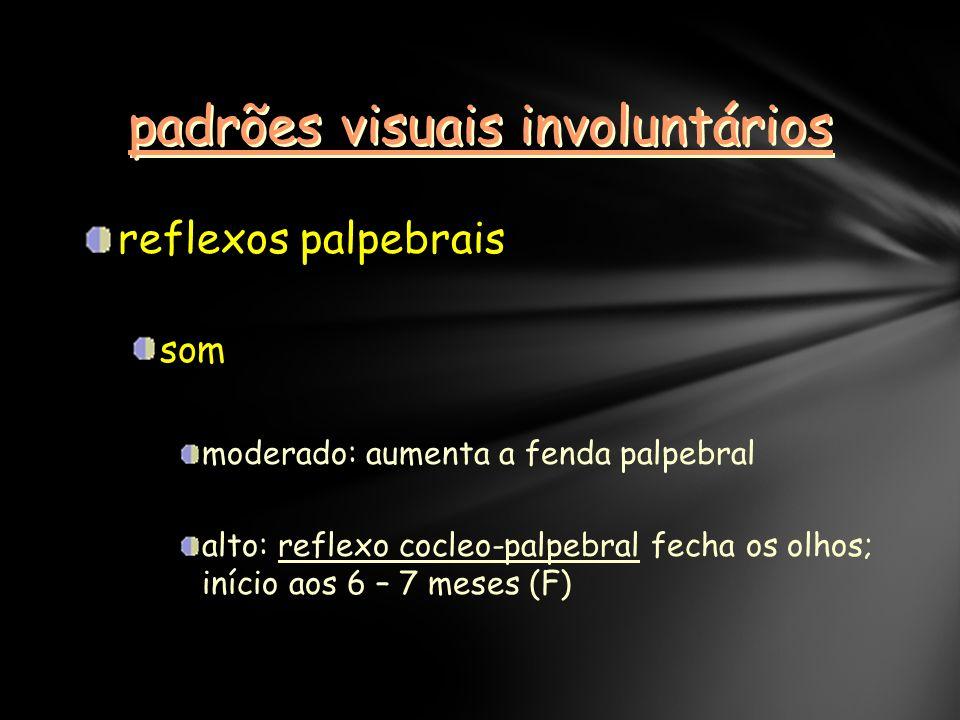 padrões visuais involuntários