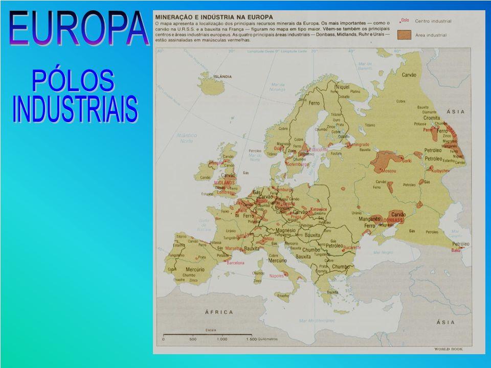 EUROPA PÓLOS INDUSTRIAIS