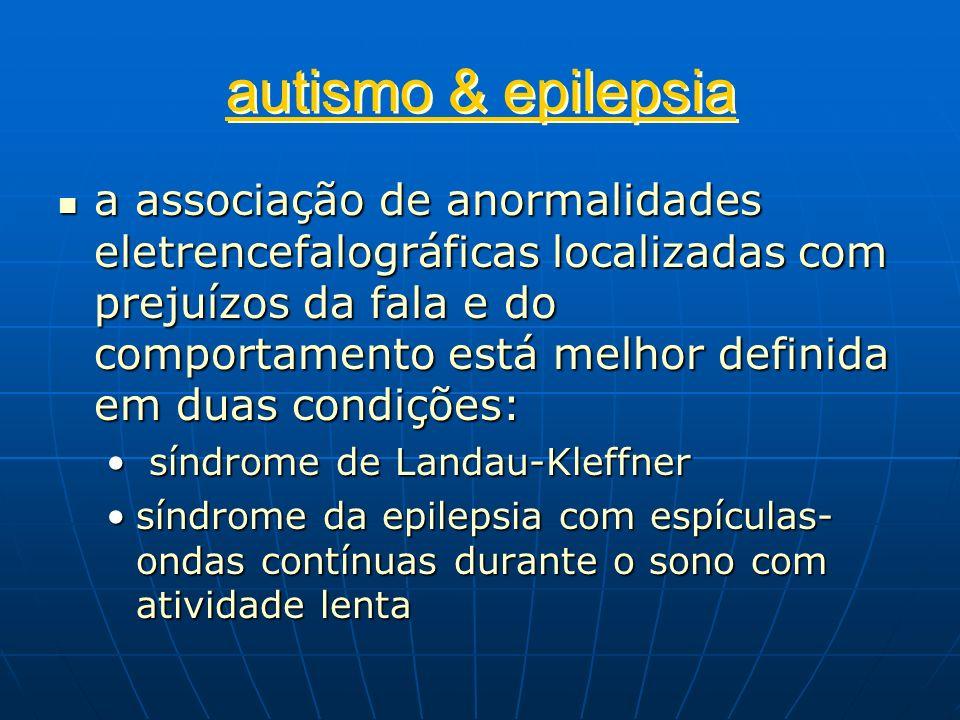 autismo & epilepsia