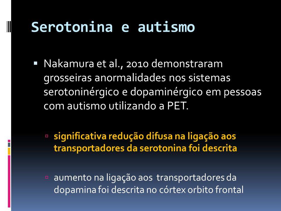 Serotonina e autismo