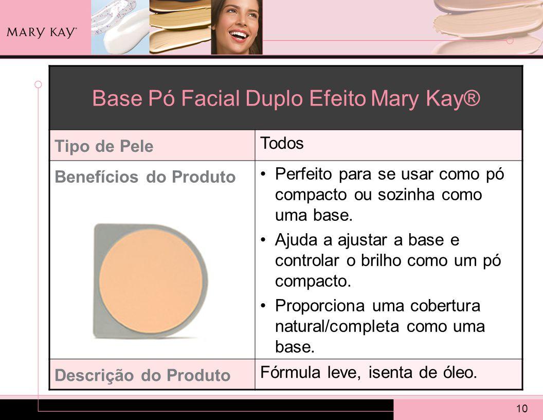 Base Pó Facial Duplo Efeito Mary Kay®