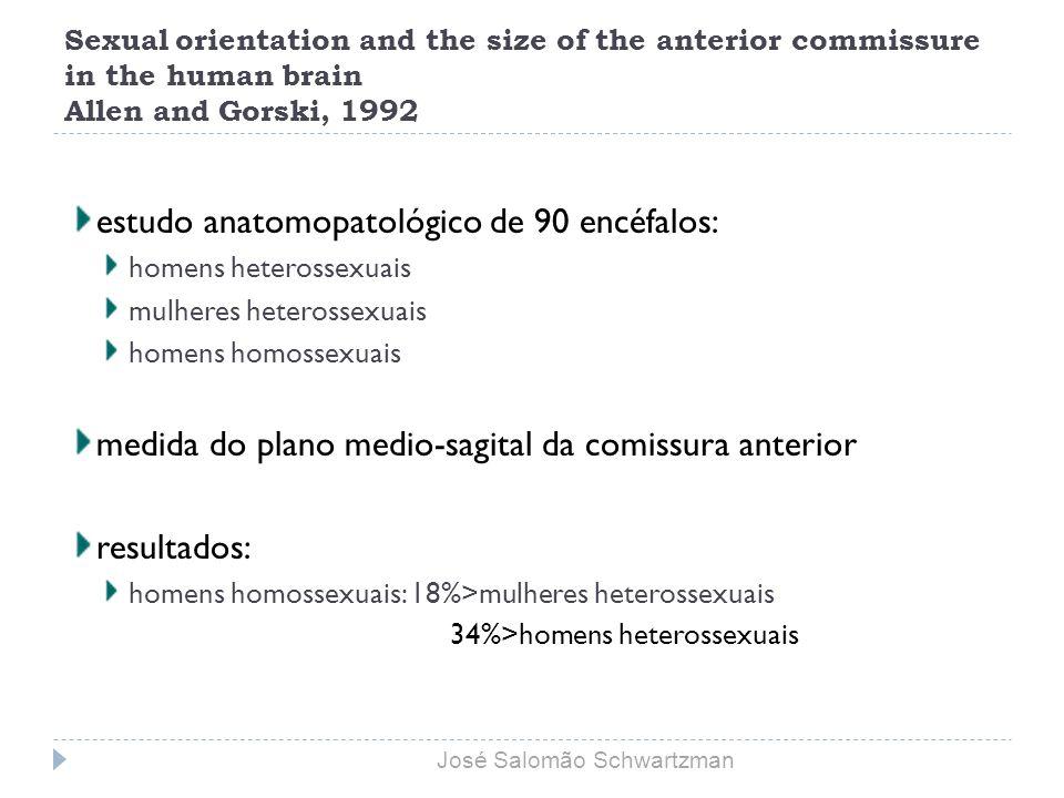 estudo anatomopatológico de 90 encéfalos: