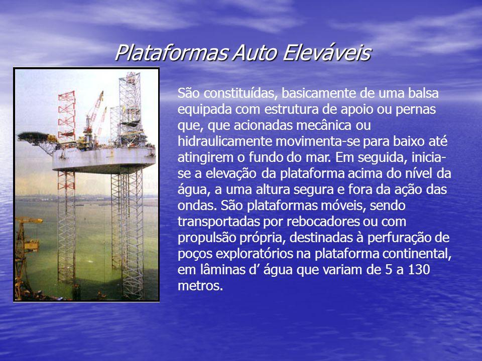 Plataformas Auto Eleváveis
