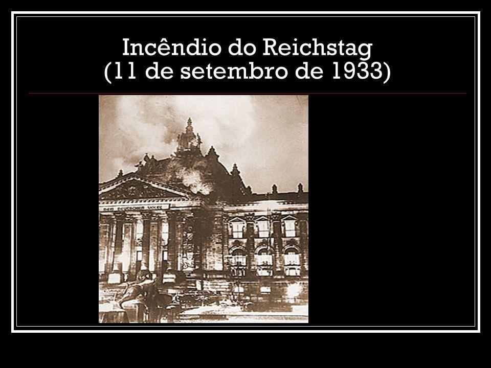 Incêndio do Reichstag (11 de setembro de 1933)