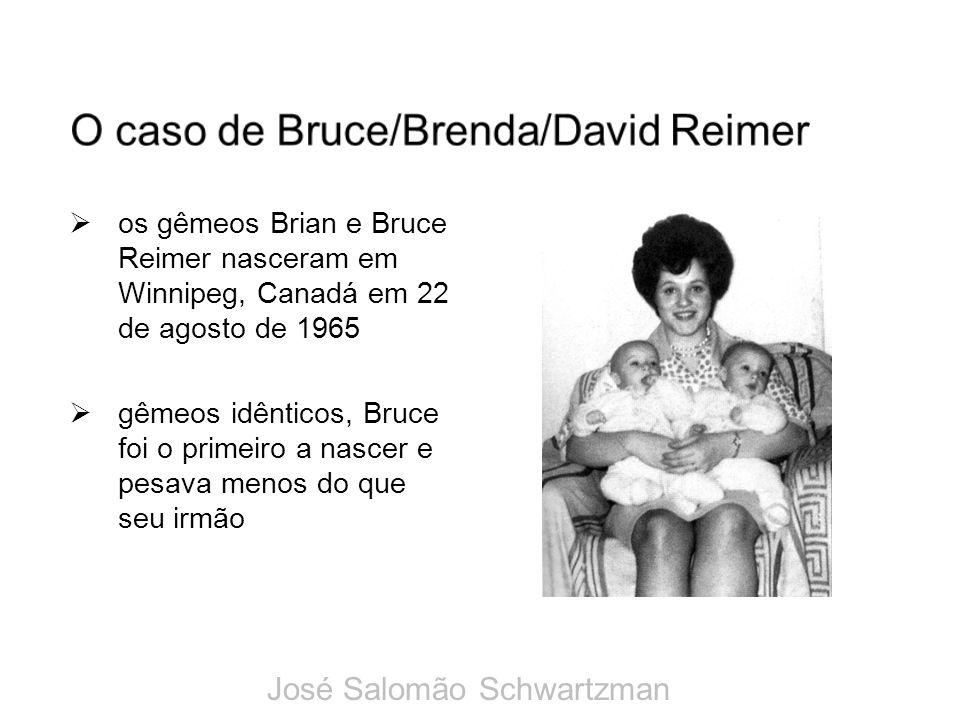 O caso de Bruce/Brenda/David Reimer