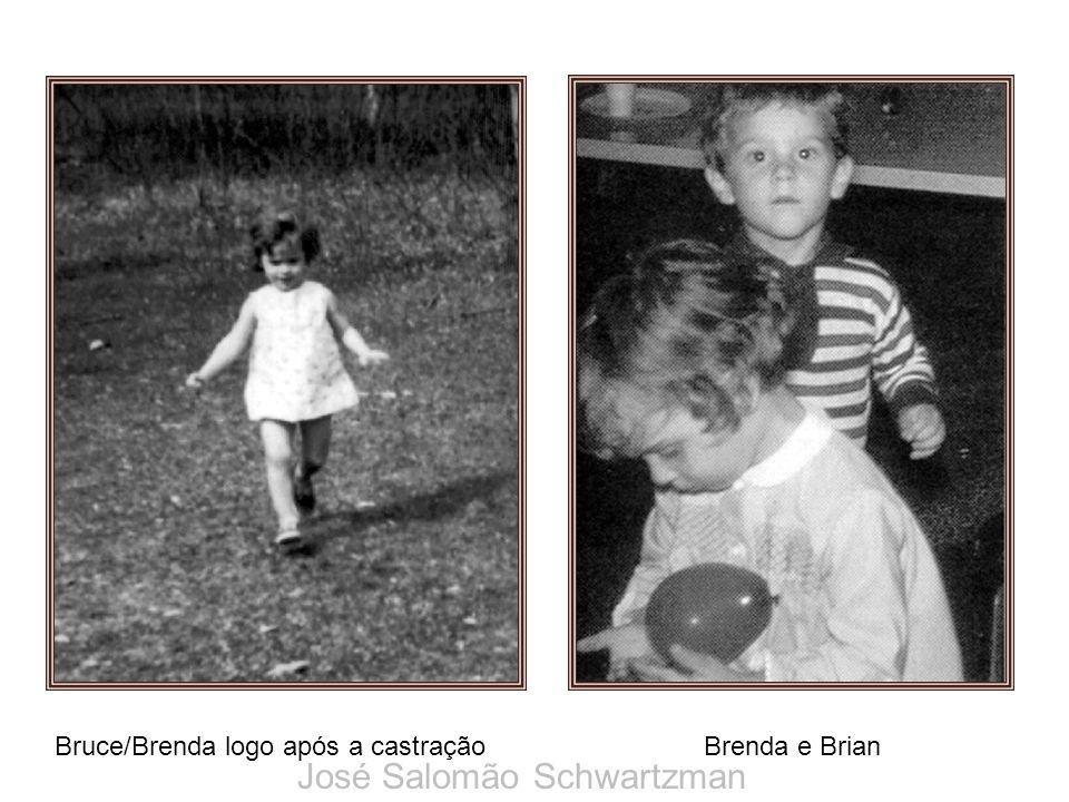 Bruce/Brenda logo após a castração