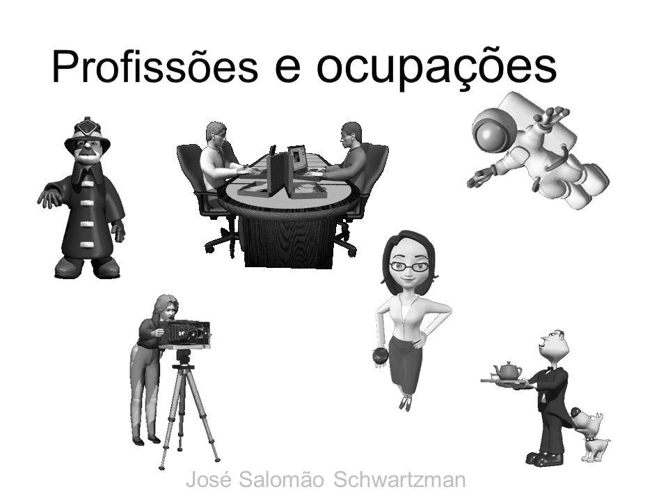 Profissões e ocupações