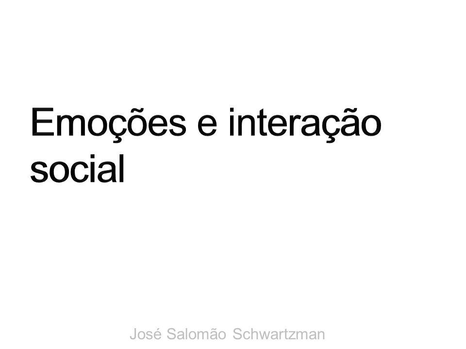 Emoções e interação social