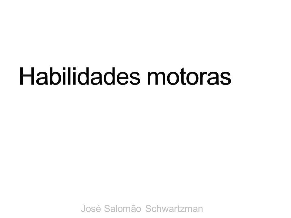 Habilidades motoras José Salomão Schwartzman