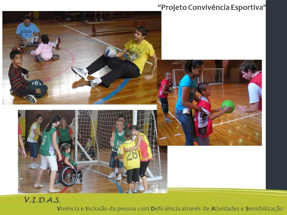 Projeto Convivência Esportiva