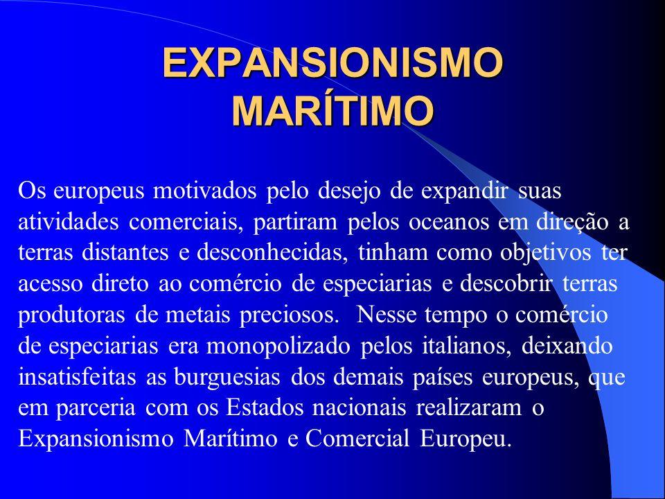 EXPANSIONISMO MARÍTIMO