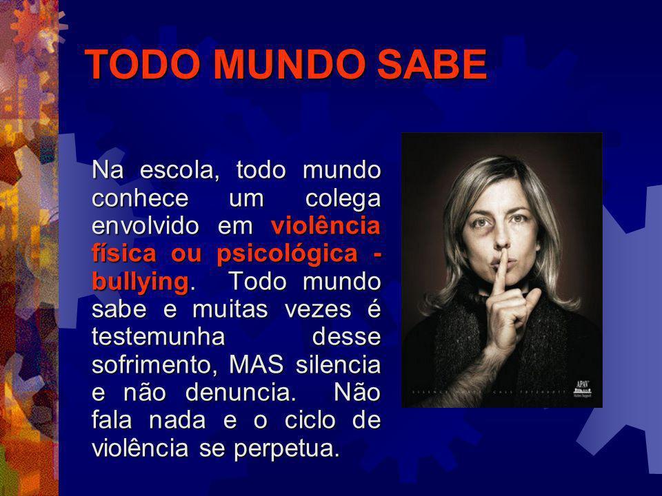 TODO MUNDO SABE