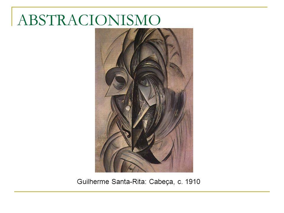 Guilherme Santa-Rita: Cabeça, c. 1910