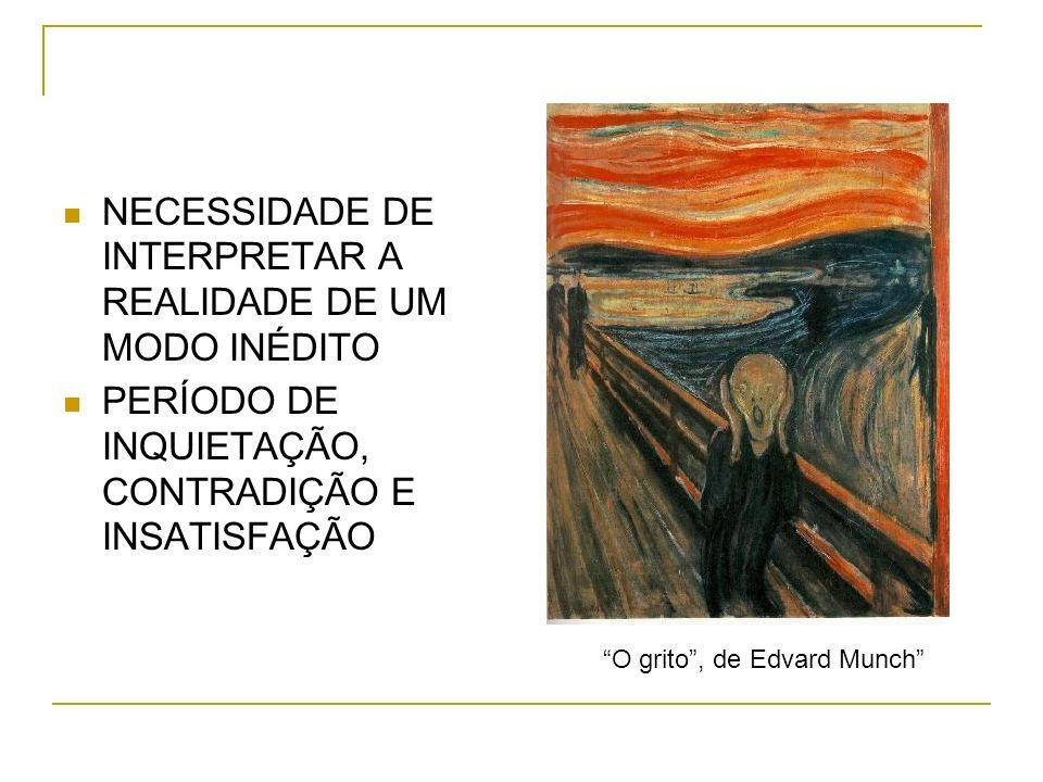 O grito , de Edvard Munch
