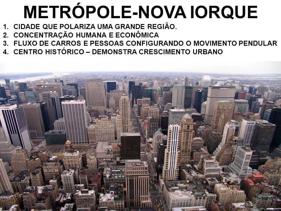 METRÓPOLE-NOVA IORQUE