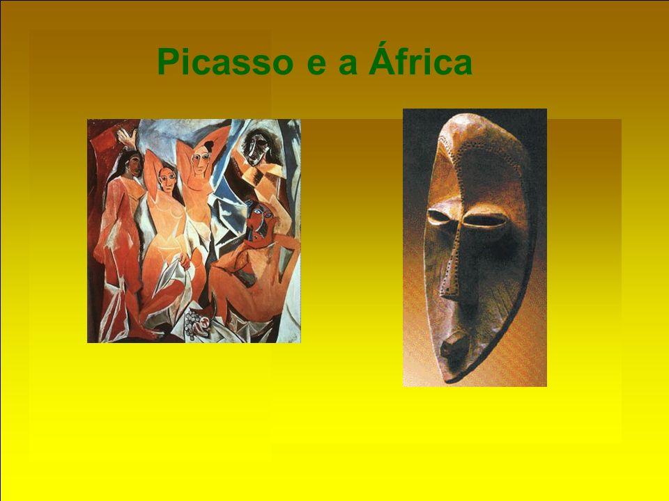 Picasso e a África