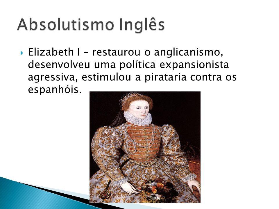 Absolutismo Inglês