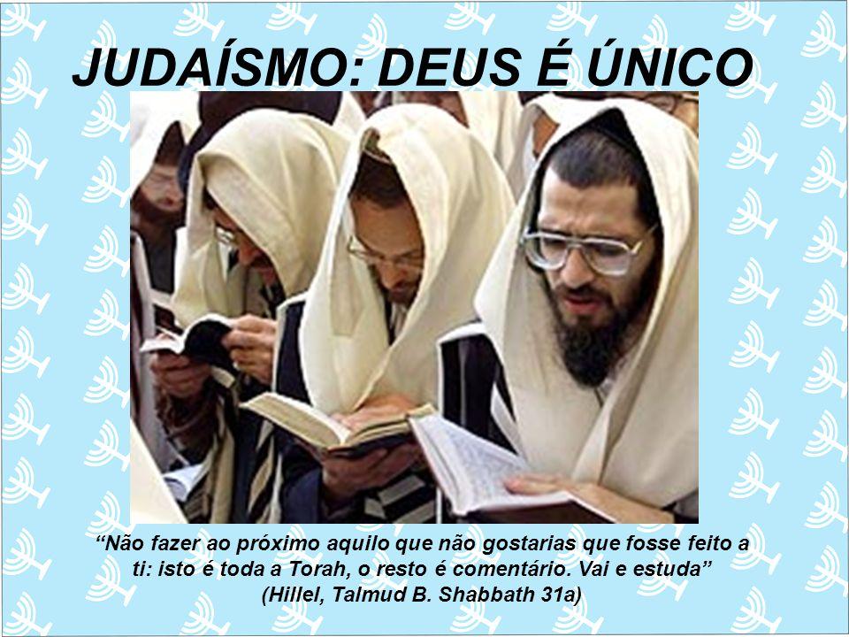 (Hillel, Talmud B. Shabbath 31a)