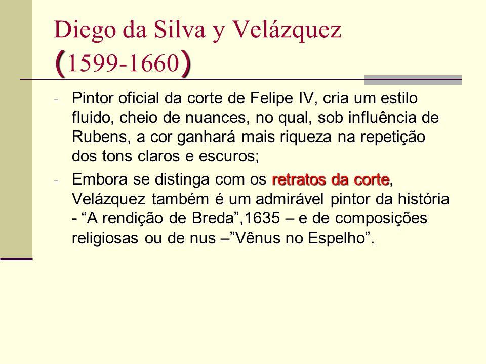 Diego da Silva y Velázquez (1599-1660)