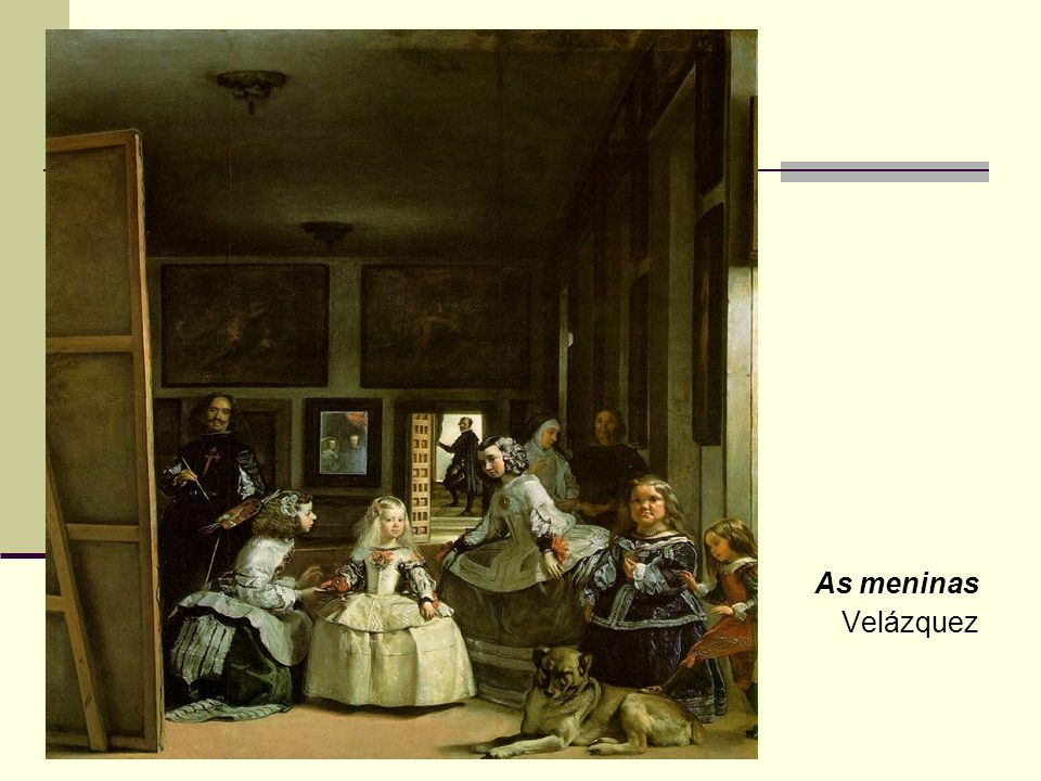 As meninas Velázquez